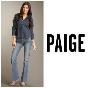 Paige Canyon Bootcut Jeans 👖